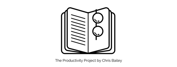Book Notes: The Productivity Project